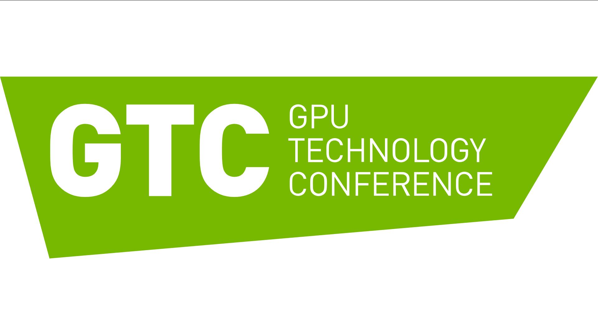 GTC – GPU TECHNOLOGY CONFERENCE